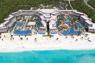 Main image of the Hyatt Ziva Cap Cana offered by YourVacations.ca