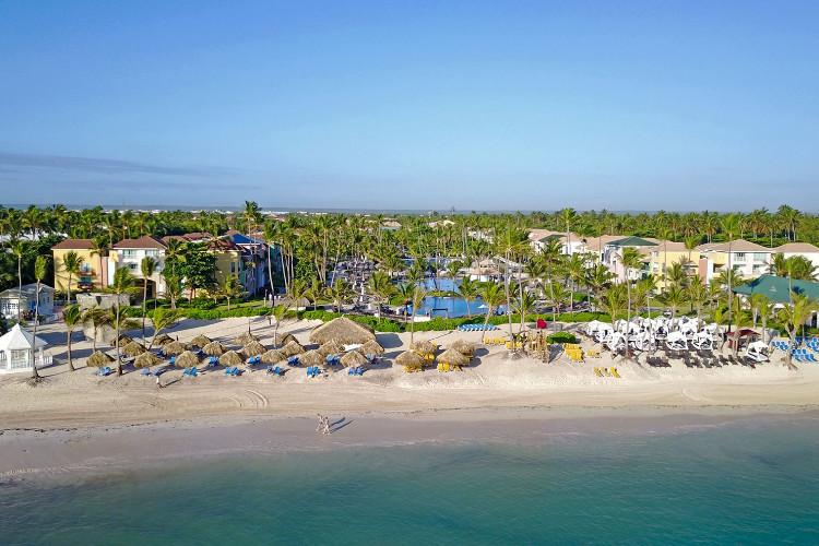 Image principale de l'hôtel Ocean Blue And Sand offert par VosVacances.ca