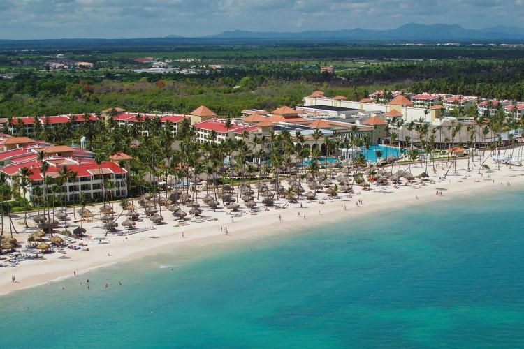Image principale de l'hôtel Paradisus Palma Real offert par VosVacances.ca