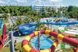 Main image of the Riu Naiboa offered by YourVacations.ca