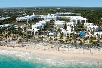 Main image of the Riu Palace Bavaro offered by YourVacations.ca