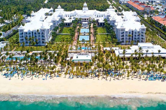 Main image of the Riu Palace Punta Cana offered by YourVacations.ca