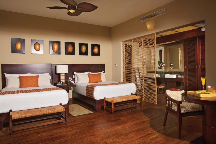Image du zoetry agua beach offert par VosVacances.ca