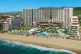 Image principale de l'hôtel Now Amber Resort Spa offert par VosVacances.ca