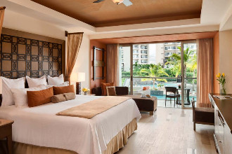 Image du now amber resort spa fitness offert par VosVacances.ca