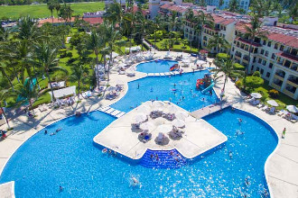Main image of the Samba Vallarta offered by YourVacations.ca
