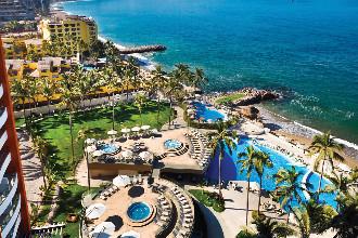 Image principale de l'hôtel Sunset Plaza offert par VosVacances.ca
