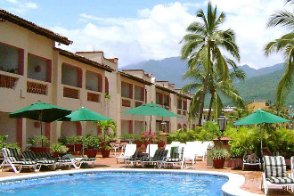 Image principale de l'hôtel Villas Vallarta offert par VosVacances.ca