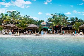 Image du paradise beach beach offert par VosVacances.ca