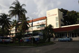 Image principale de l'hôtel Hotel Las Americas offert par VosVacances.ca