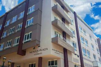 Image principale de l'hôtel Novus Plaza Hodelpa offert par VosVacances.ca