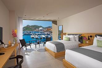 Image du breathless cabo san lucas resort and spa beach offert par VosVacances.ca