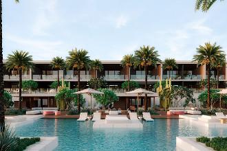 Image du nobu hotel los cabos balcony offert par VosVacances.ca