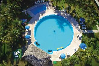 Image du beach break resort balcony offert par VosVacances.ca