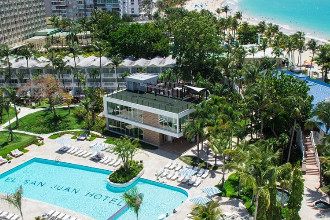 Main image of the Fairmont El San Juan offered by YourVacations.ca
