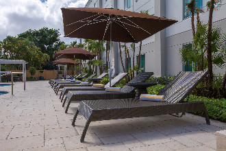 Image du hampton inn and suites beach offert par VosVacances.ca