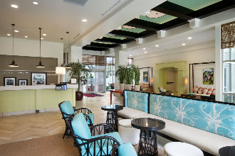 Image du hampton inn and suites golf offert par VosVacances.ca