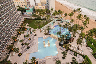 Main image of the San Juan Marriott offered by YourVacations.ca