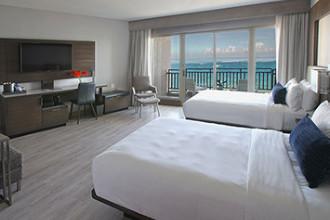 Image du san juan marriott  balcony offert par VosVacances.ca