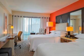 Image du sheraton puerto rico hotel and casino balcony offert par VosVacances.ca
