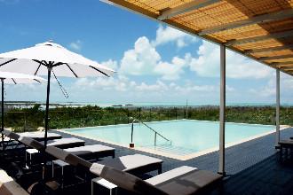 Image du hotel la marina plaza and spa balcony offert par VosVacances.ca