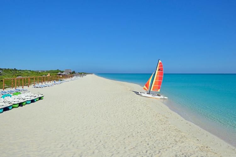 Image du melia las dunas beach offert par VosVacances.ca