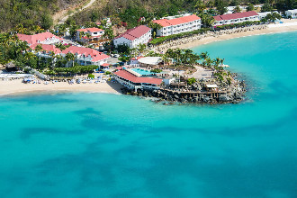 Main image of the Grand Case Beach offered by YourVacations.ca