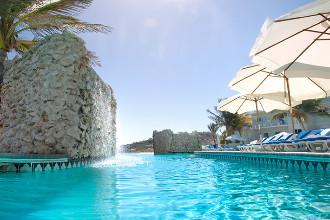 Image du oyster bay beach resort balcony offert par VosVacances.ca