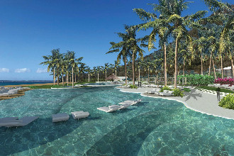 Main image of the Secrets St Martin offered by YourVacations.ca