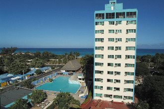Image principale de l'hôtel Gran Caribe Sunbeach offert par VosVacances.ca