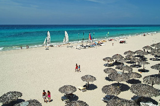 Image du sol varadero beach balcony offert par VosVacances.ca