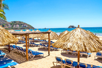 Image du holiday inn ixtapa beach offert par VosVacances.ca