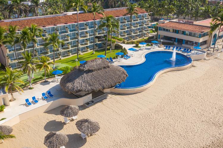 Image principale de l'hôtel Posada Real offert par VosVacances.ca
